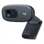Logitech Webcam Logitech C270 720 px Svart