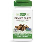 Natures way Devil's Claw Secondary Root 480 mg (100 Capsules) - Nature's Way