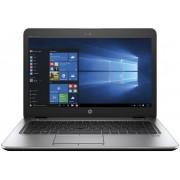 "Laptop HP EliteBook 840 G4 (Procesor Intel® Core™ i5-7200U (3M Cache, up to 3.10 GHz), Kaby Lake, 14"" FHD, 16GB, 256GB SSD, Intel® HD Graphics 620, FPR, Wireless AC, Argintiu, Win10 Pro)"