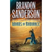 Words of Radiance: Book Two of the Stormlight Archive, Paperback/Brandon Sanderson
