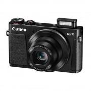 cámara fotográfica canon powershot g9 x negra