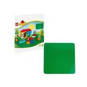 2304 LEGO DUPLO Placa mare, verde pentru constructii