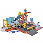 Set Fireman Sam Statie De Pompieri Jupiter 2 In 1