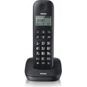 Brondi 10273720 Telefono Cordless Dect 20 Voci In Rubrica Id Chiamata Colore Nero - 10273720 Gala