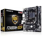 Gigabyte GA-F2A88XM-DS2P (rev. 1.0) AMD A88X Socket FM2+ Micro ATX...