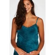 Hunkemöller Camisole velours Maternity Bleu taille: XL