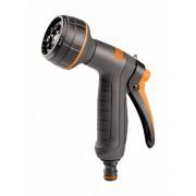 Pistol de irigare reglabil, Hecht 02064, negru/portocaliu