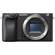 Sony Alpha A6400 Mirrorless Digital Camera - Black (Body Only)