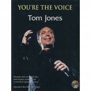 Faber Music You´re the voice - Tom Jones PVG, Sheet Music and CD