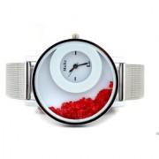 MR FASHION Woman's Wrist watch Steel Strap - Latest Ladies watches