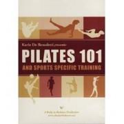 Sissel DVD Pilates 101 Sports Specific Training, inglese