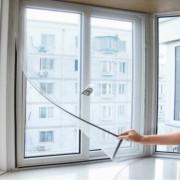 150 x 200 cm öntapadós szúnyogháló