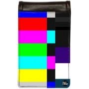 Nutcase NTSC TV Test Ca Waist Bag(Multicolor)
