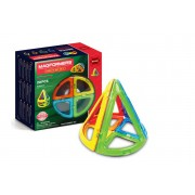 Magformers UK LTD £17.99 for a Magformers Curve 20-piece shapes set!
