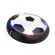 Lancorry Hover Ball Air Power Soccer Colorful Disc Indoor Football Toy Multi-Surface Hovering and Gliding Outdoor