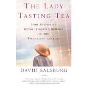Lady Tasting Tea, Paperback