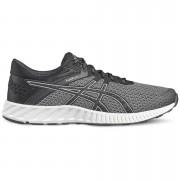 Asics Running Men's FuzeX Lyte 2 Running Shoes - Black/Silver - UK 10/US 11 - Black/Silver