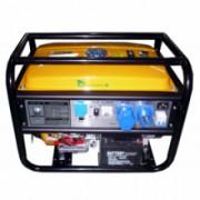 Generator de curent electric Gardenia LT 8000EB-ATS 6.5KW comutator automat la cădere de tensiune incorporat