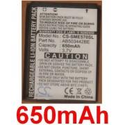 Batterie Compatible Pour Samsung Sgh J700 - J700v