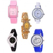 TRUE CHOICE dummy and stylish dial Multicolour Special Adition Watches Combo For Girls And Woman Analog Watch - For Women