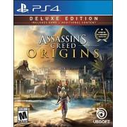 UBI Soft Assassin 's Creed Origins - PlayStation 4 Edición DELUXE Deluxe Edition