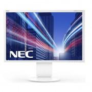 "NEC MultiSync EA224WMi 21.5"" LED IPS FullHD Branco"