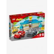 Lego 10857 Corrida da Taça Pistão do Cars 3, Lego Duplo vermelho medio bicolor/multico