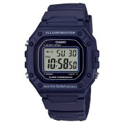Casio W218H-2A Watch Navy Navy