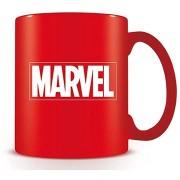 Marvel Logo piros - bögre