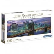 Puzzle 1000 Piezas Puente Brooklyn Panoramico - Clementoni