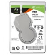 """HDD Seagate 2TB, Mobile FireCuda, ST2000LX001, 2.5"""", 7mm, SATA3, 5400RPM, 128MB + 8GB, 24mj"""