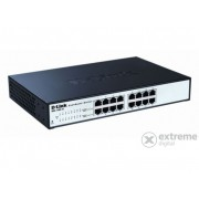 D-Link 16-Port 10/100/1000 Mbps Gigabit Smart Switch (DGS-1100-16)