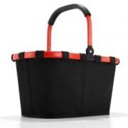 reisenthel Einkaufskorb carrybag frame red black