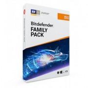 Symantec Bitdefender Family Pack 2020 - 15 enheter