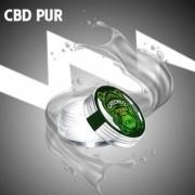 Greeneo Cristaux de CBD 99,9% (Cannabidiol) 500 / 1000 mg (GREENEO)