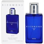 John Richmond X For Man eau de toilette para hombre 40 ml