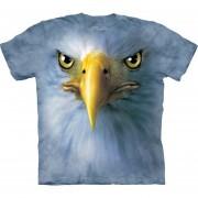 Playera 4d - Unisex 10-3438 Eagle Face