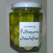 Fokhagyma olívaolajban 280ml