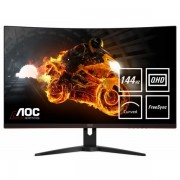 "AOC LCD 32"" curved, 16:9, 1ms, DP AOC-CQ32G1-EZ"