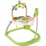 Mattel fisher price chn38 - baby gear centro attività salvaspazio
