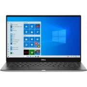 Ultrabook Dell XPS 13 7390 Intel Core (10th Gen) i7-10510U 512GB SSD 16GB FullHD Win10 Pro FPR Tast. iluminata Silver