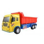 Breno Dump Truck Toys for Kids, Dumper Truck Toy, Push and Go Toy for Kids, Dumping Truck Toys