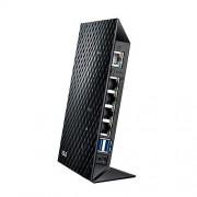 ASUS RT-N65U WL N750 - безжичен рутер с 4 х LAN порта и 2 х USB 3.0