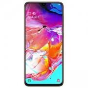 Смартфон Samsung Galaxy A70 (SM-A705F) 2019, Dual SIM, 6.7-инчов екран FHD+ (1080 x 2400), Qualcomm SDM675 Snapdragon 675, Coral, SM-A705FZOUBGL