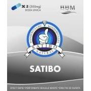 Satibo, 2cps, BBM