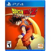 Playstation dragon ball z kakarot ps4