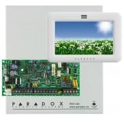 SISTEM DE ALARMA ANTIEFRACTIE PARADOX SP4000CU+TM50+2xNV5-SB
