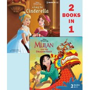 Mulan and the Dragon Race/A Song for Cinderella (Disney Princess), Paperback/Random House