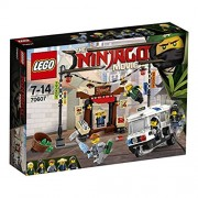 Lego Ninjago City Chase Building Sets