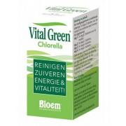 Bloem Chlorella vital green 1000tb